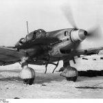 爆撃大佐ルーデル閣下とJu87爆撃機