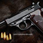 ドイツが誇る名銃「ワルサーP38」の魅力