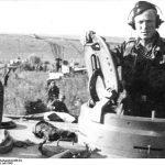 ドイツ機械化部隊と一般部隊
