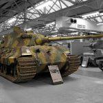 ドイツ戦車解説 Ⅵ号B型重戦車ティーガーⅡ