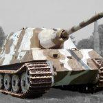 ドイツ戦車解説 ヤークトティーガー重駆逐戦車