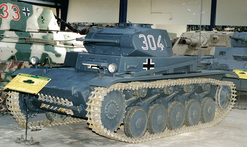 PanzerIISaumur