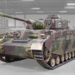 ドイツ戦車解説 Ⅳ号戦車
