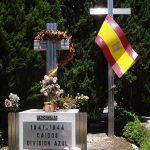 東部戦線で活躍したスペイン青師団