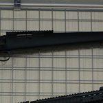 タナカ M40A1 AIR、KSC オート9C、Burris AR-332 タクティカルプリズムサイト