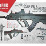 ウクライナの謎の新型ブルパップ・ライフル