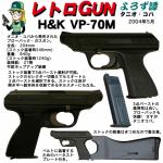 レトロGUN タニオ・コバ H&K VP-70M
