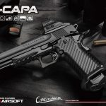 ICSが樹脂製スライドのHi-Capa CHALLENGERを発表
