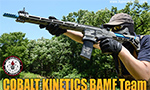 G&G 電動ガン COBALT KINETICS BAMF Team