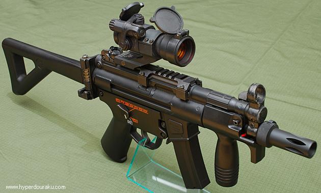 Httpsdie2nitewiki Comfmp G3: H&K MP5KA4 クルツ PDW 東京マルイ 電動ガン エアガンレビュー