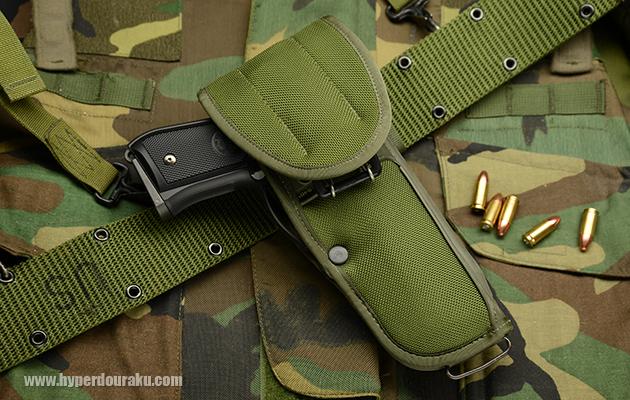비앙키의 M-12 권총