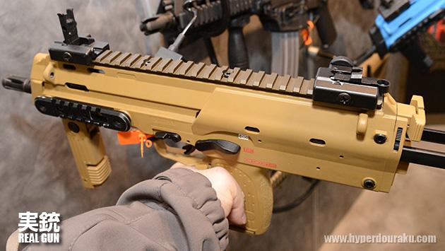 MP7A1 VFC ガスガン エアガンレ...