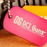 レーザー刻印ドッグタグをWEBで注文! DCI Tags