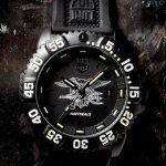 ~ルミノックス創設 30 周年記念~ 世界最強米海軍特殊部隊「ネイビーシールズ」モデル誕生から 25 周年を記念した日本限定モデル発売!!