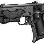 3/25発売 東京マルイ ガンゲイル・オンライン公式コラボモデルAM .45
