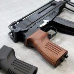 KSC Vz61スコーピオン用の木製グリップ発売! If-Product