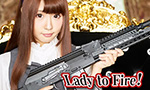 Lady to Fire! RK-74T